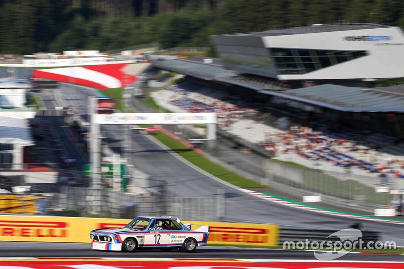 Toine Hezemans, BMW 3.0 CSL