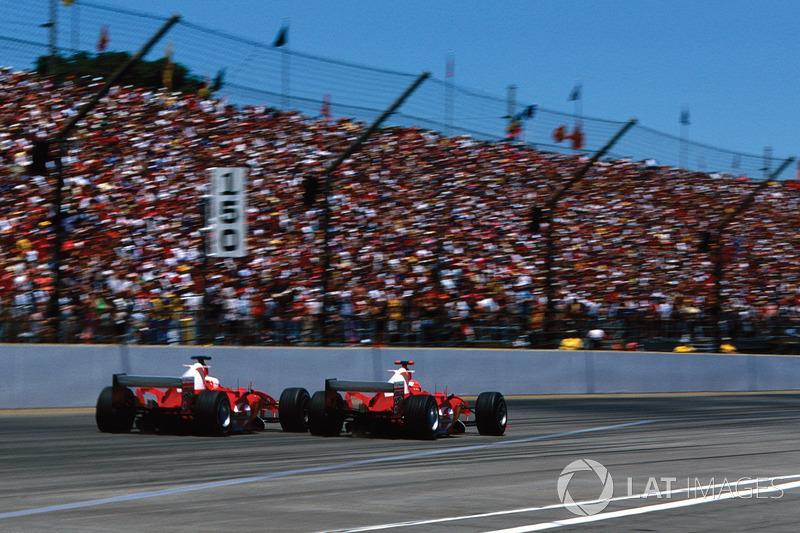 78勝目:2004年アメリカGP