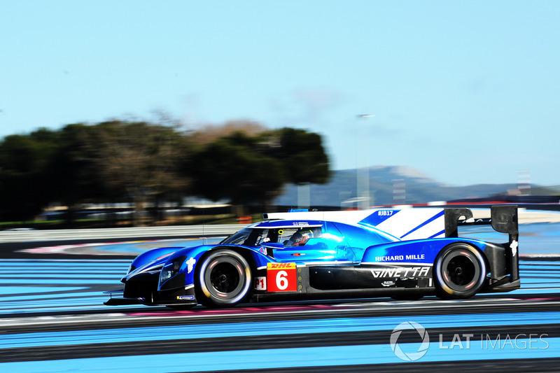 CEFC TRSM Racing - Ginetta G60-LT-P1-Mecachrome