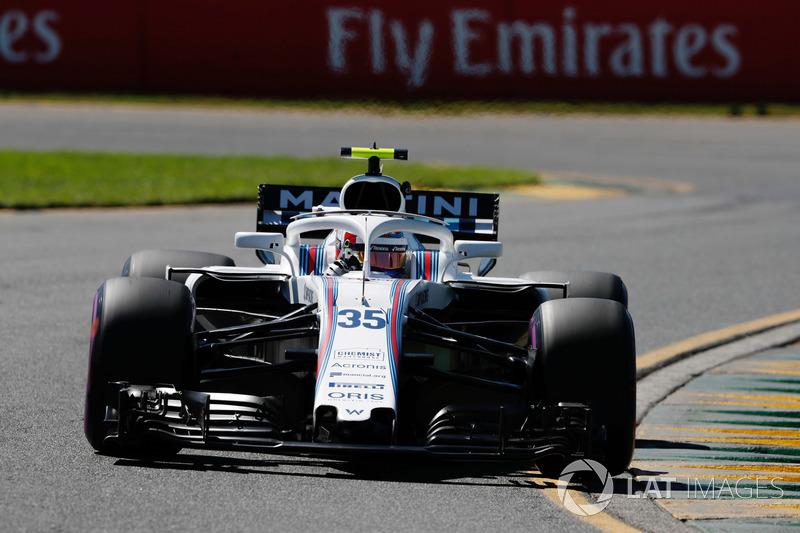 Formel 1 Melbourne 2018 Das Trainingsergebnis In Bildern