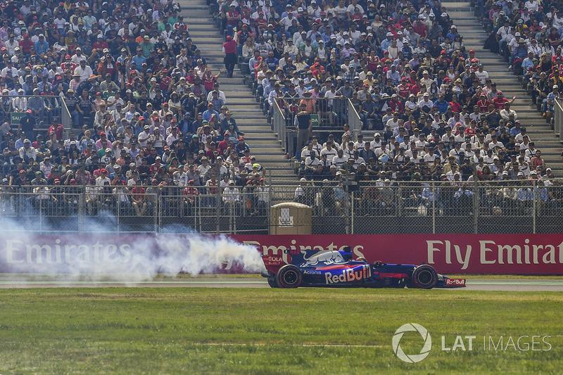 Brendon Hartley, Scuderia Toro Rosso: 65*