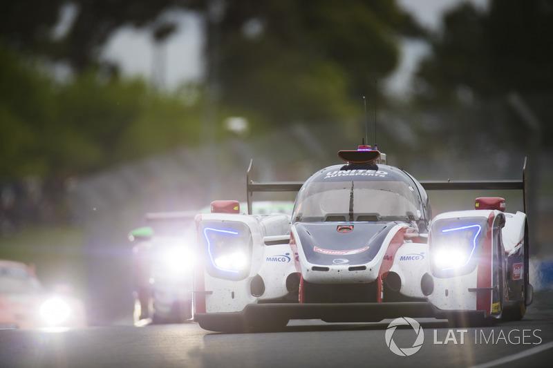 #32 United Autosports Ligier JSP217 Gibson: Юго да Седелер, Уилл Оуэн, Хуан-Пабло Монтойя