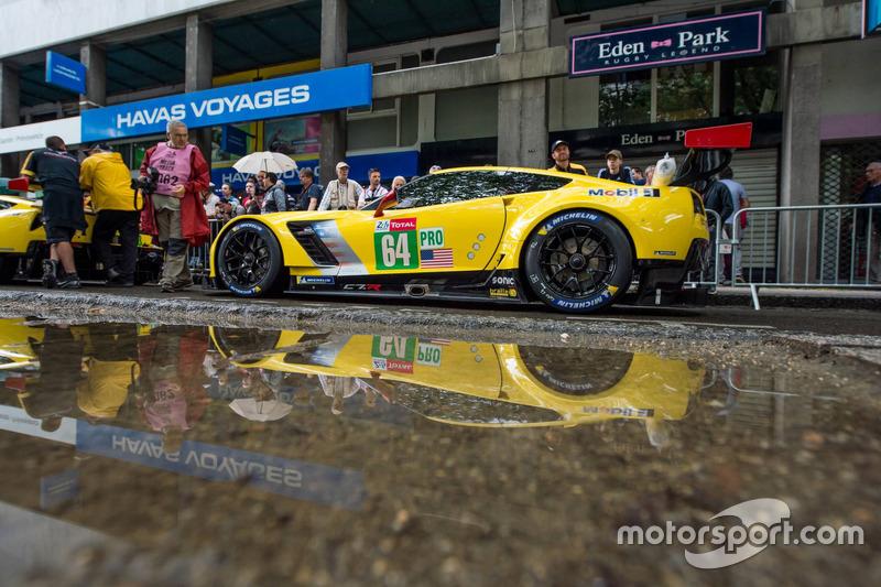 #64 Corvette Racing Chevrolet Corvette C7.R