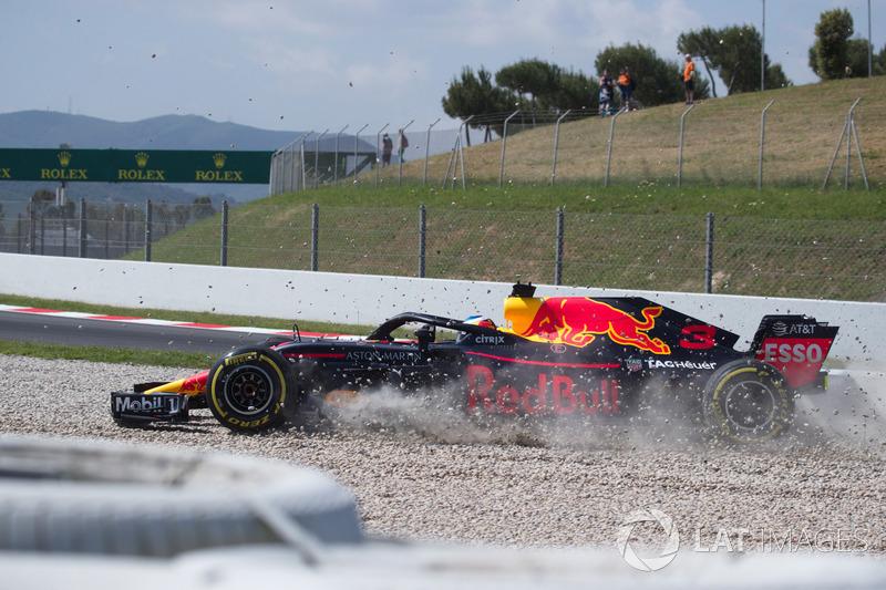 España - Daniel Ricciardo (Libres 1)