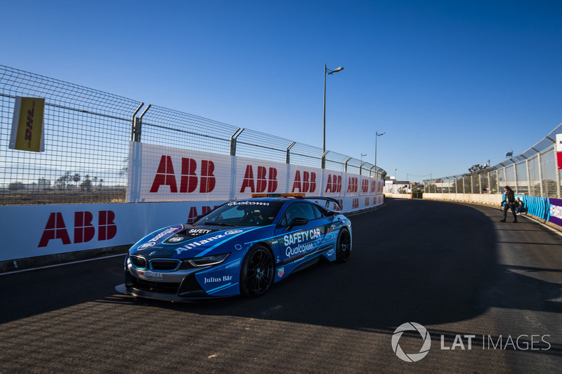 Qualcomm Safety Car, ABB logos