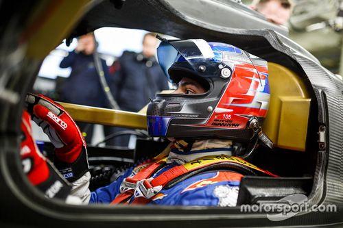 Essais de la Dallara BR1 LMP1 à Portimão