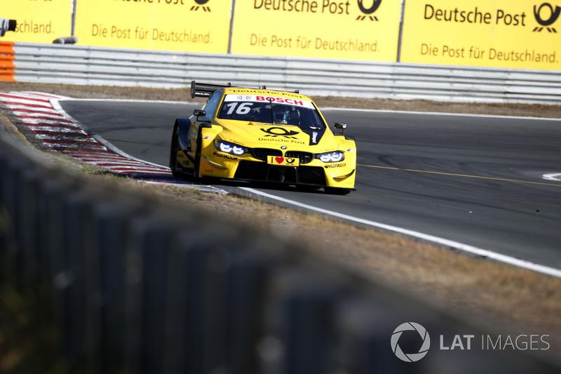 07. Timo Glock, BMW Team RMG, BMW M4 DTM