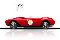 1954 Ferrari 375 Plus