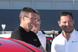 Mark Bernhard, Richard Phillips and Mark Skaife