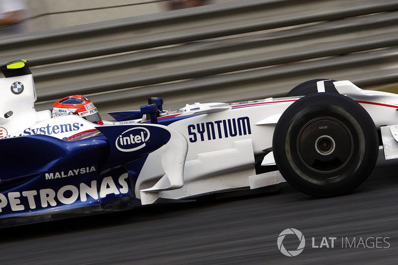 """<img src=""""https://cdn-2.motorsport.com/static/img/cfp/0/0/0/100/172/s3/poland-2.jpg"""" alt="""""""" width=""""20"""" height=""""12"""" />Роберт Кубица, BMW Sauber (75 очков, одна победа шесть подиумов)"""