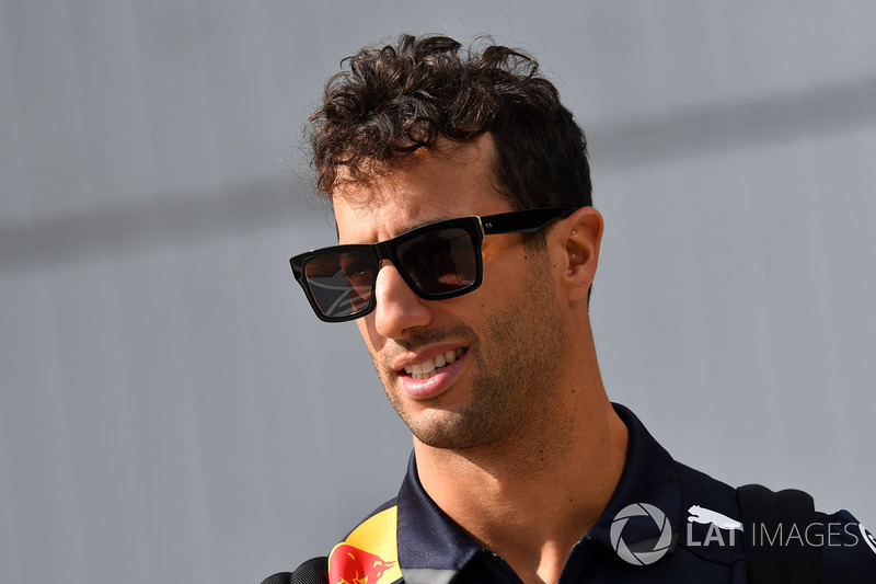Nieuwkomer in 2019: Daniel Ricciardo (Australië)