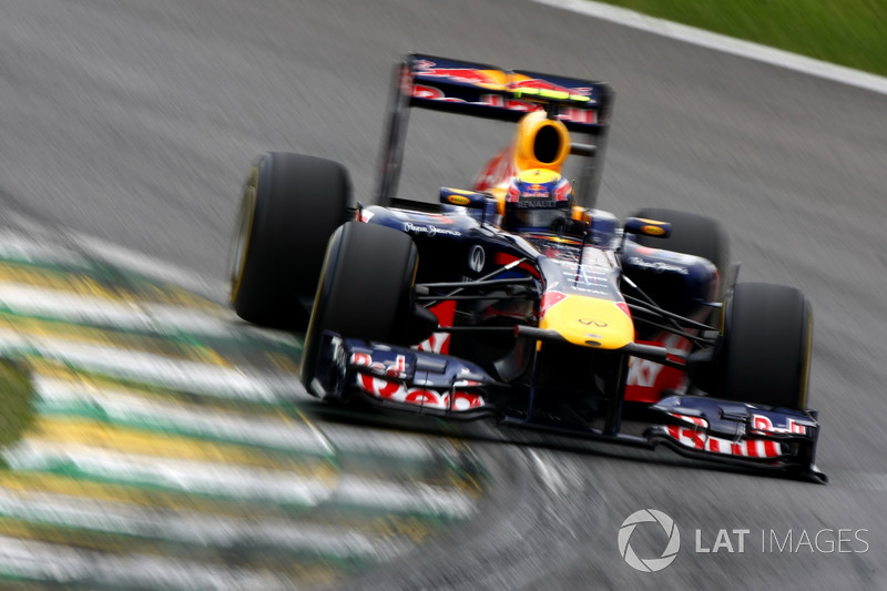 Mark Webber, Red Bull Racing RB7