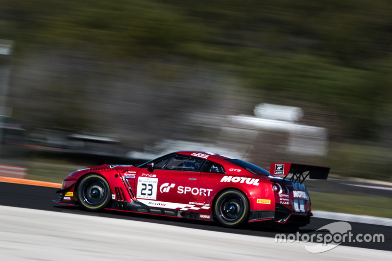Lucas Ordóñez, Nissan GT-R NISMO GT3