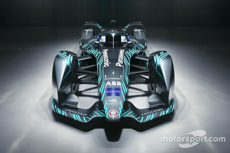 Peluncuran Jaguar Racing