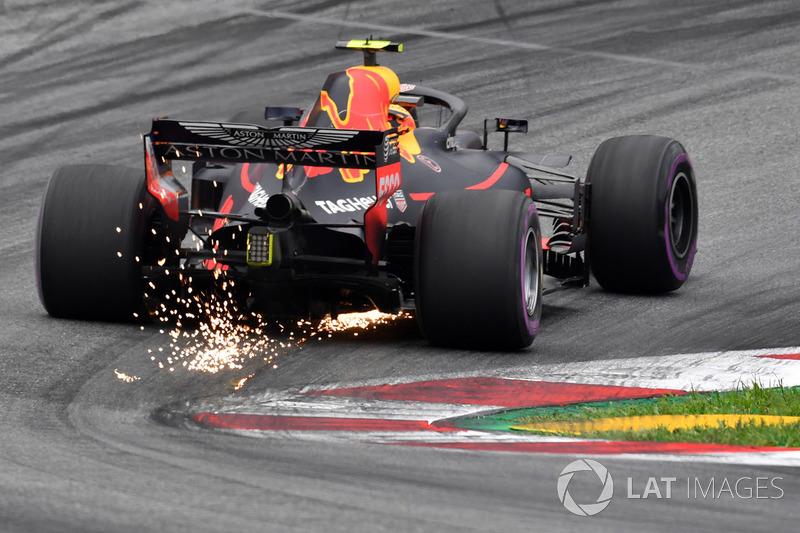 4: Max Verstappen, Red Bull Racing RB14, 1'03.840