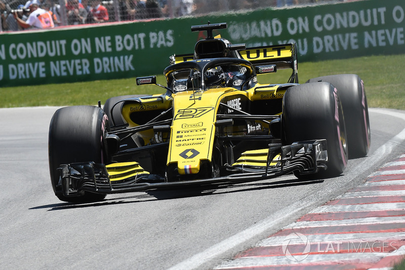 7. Ніко Хюлькенберг, Renault Sport F1 Team R.S. 18