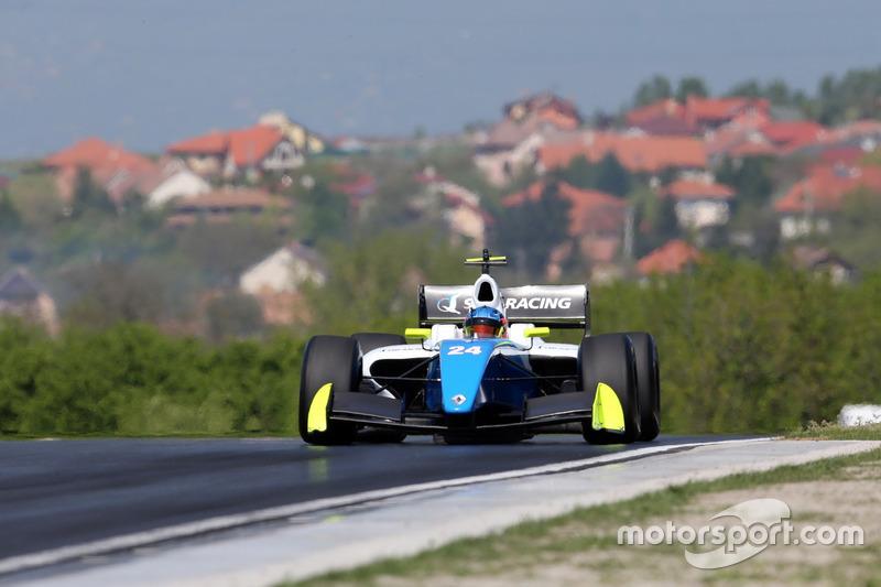 Vladimir Atoev, SMP Racing
