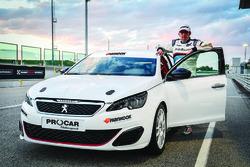 Massimo Arduini, 2T Course & Reglage, Peugeot 308 Mi16