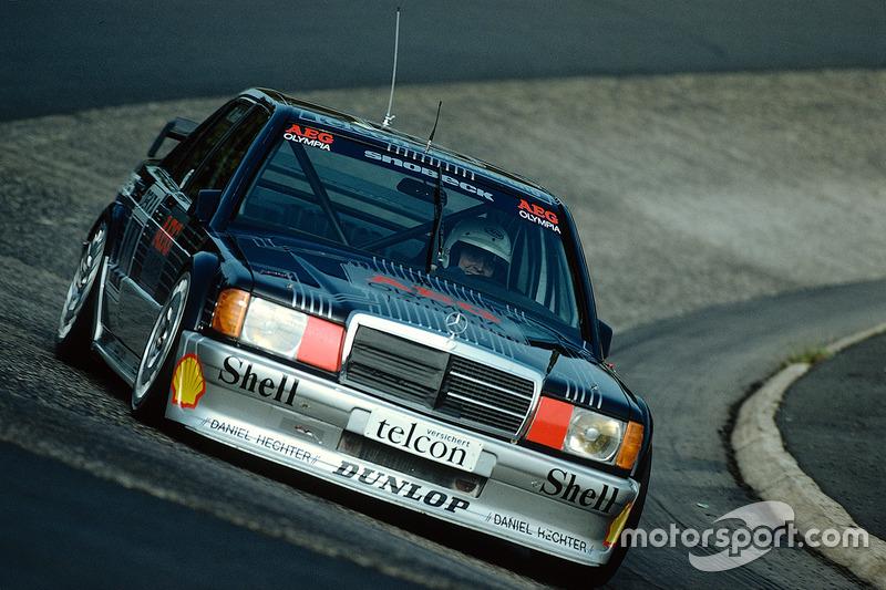 Roland Asch, Snobeck-Mercedes