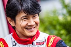 #34 Race Performance Oreca 03R Judd: Shinji Nakano
