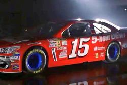 Throwback-Design von Clint Bowyer, HScott Motorsports, Chevrolet