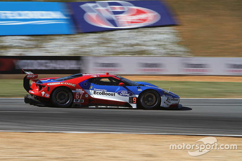 #67 Ford Performance Chip Ganassi Racing, Ford GT: Ryan Briscoe, Richard Westbrook, Scott Dixon