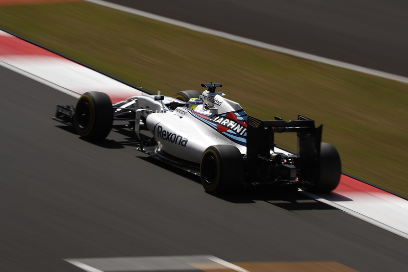 10: Фелипе Масса, Williams FW38