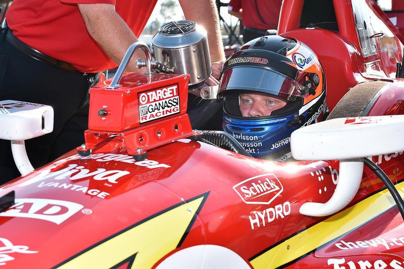 Felix Rosenqvist, Chip Ganassi Racing Chevrolet
