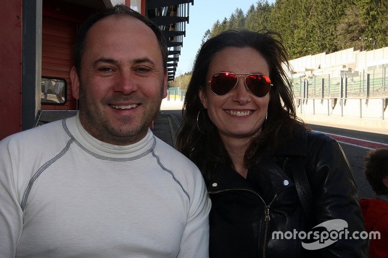 Pierre-Yves Corthals, Ferry Monster Autosport