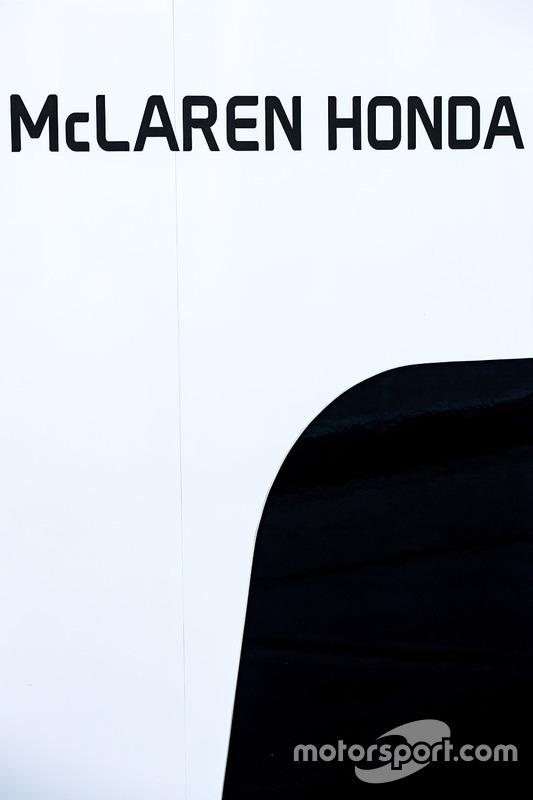 شعار مكلارين هوندا