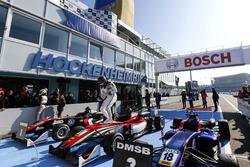 Race winner Lance Stroll, Prema Powerteam Dallara F312 - Mercedes-Benz