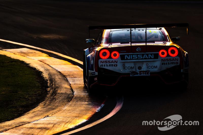 #2: Nissan GT-R Nismo GT3: Rick Kelly, Katsumasa Chiyo, Florian Strauss