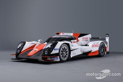 Toyota livery announcement