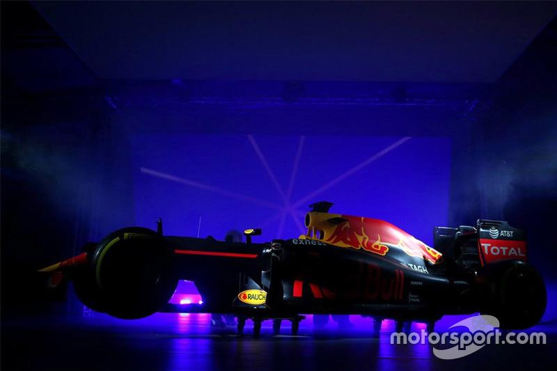 Design Red Bull Racing 2016