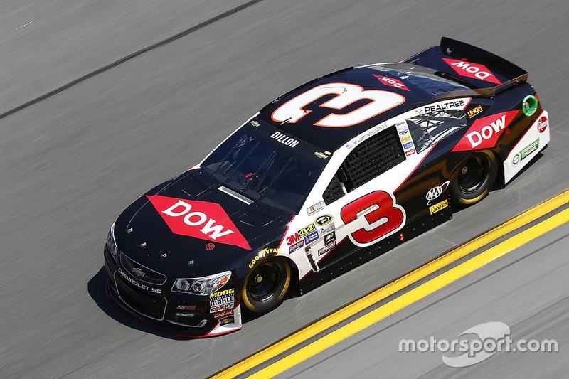 9. Austin Dillon, Richard Childress Racing, Chevrolet