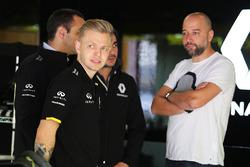 Кевин Магнуссен, Renault Sport F1 Team и Жерар Лопес