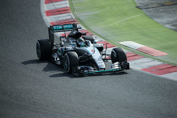 Нико Росберг, Mercedes AMG F1 W07