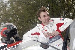 Stéphane Lefebvre, Citroën C3 WRC, Citroën World Rally Team