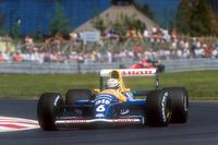 Riccardo Patrese, Williams FW14 Renault