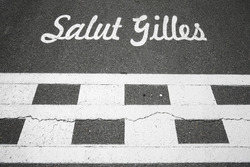 Salut Gilles