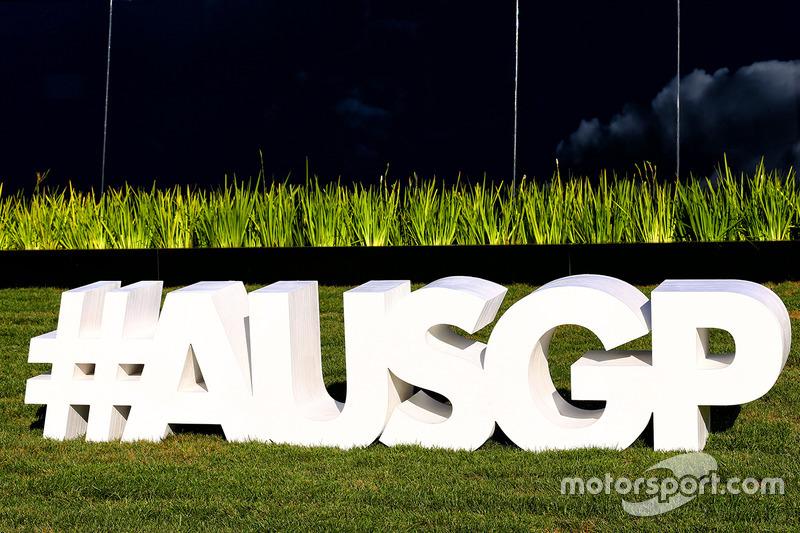 Hashtag del GP de Australia