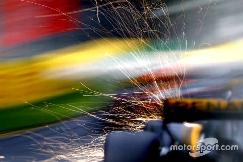 F1, Melbourne 2017: Daniel Ricciardo, Red Bull RB13