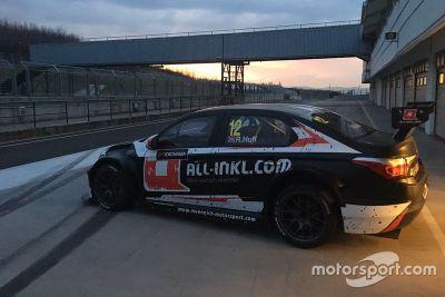 Hungaroring testi, Honda Racing ve Zengo Motorsport