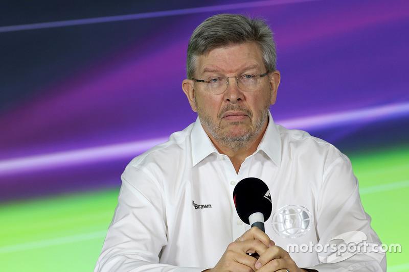 Ross Brawn, Formel-1-Sportchef, Liberty Media
