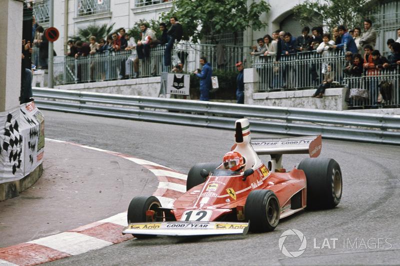 1975 - Niki Lauda, Ferrari
