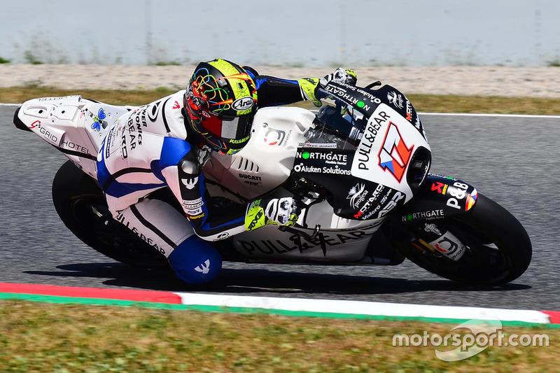Karel Abraham, Aspar MotoGP Team
