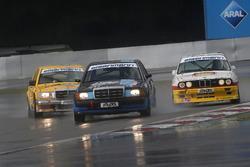 #190 Jannis Bernd, Mercedes 190 DTC