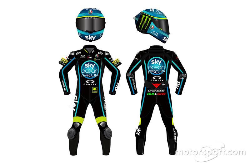 "Tuta Sky Racing Team VR46 ""Sky Ocean Rescue"""