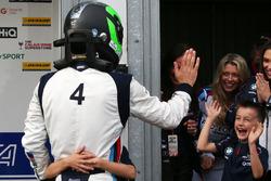 Third place Colin Turkington, West Surrey Racing BMW 125i M Sport