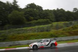 Sascha Köhler, Alex Fielenbach, Martin Westerhoff, Toyota GT86